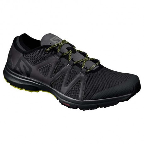 SALOMON Baskets de randonnée Crossamphibian Swift - Homme - Noir