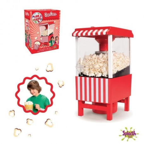 SPLASH TOYS Machine a pop corn Fab Food Popcorn Maker