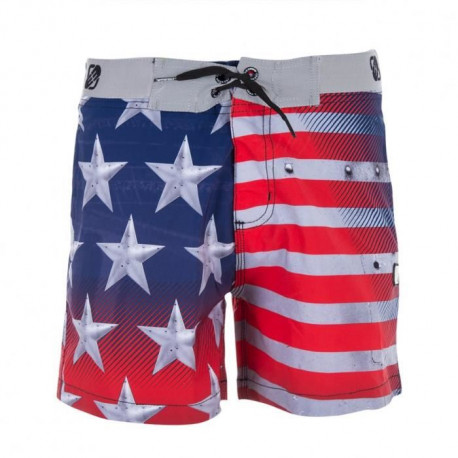 FREEGUN Boardshort Court - Garçon - USA