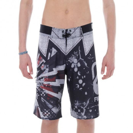 FREEGUN Boardshort - Garçon - Rock