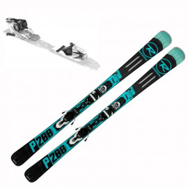 ROSSIGNOL Pack ski Pursuit 200 Carbon + Fixations Xpress 10 B83