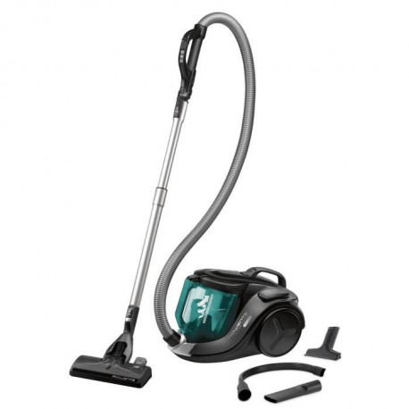 "ROWENTA RO6962EA Aspirateur sans sac 4AAAA X-Trem Power Cyclonic ""Home & Car"" - 750W - 75dB"