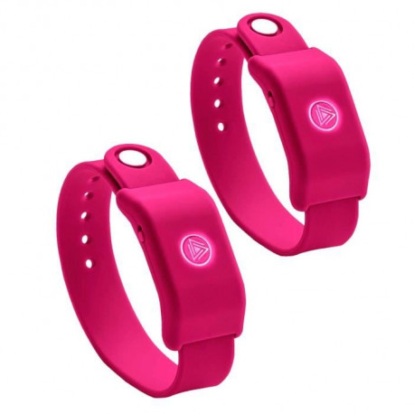 SOUNDMOOVZ Bracelet Musical Rose