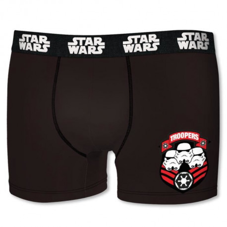 STARWARS Boxer Homme Empire - Noir
