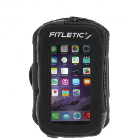 FITLETIC Brassard pour Smartphone Fitletic Pace - Noir
