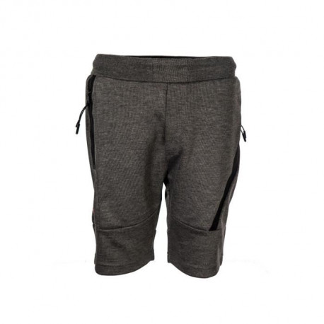 REDSKINS - Short Jogging Gris Anthracite - Enfant Garçon