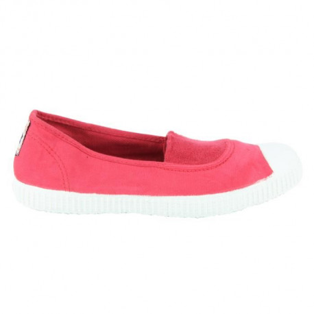 CHIPIE SHoeS Ballerines de Ville Jazz Rouge Cerise Femme