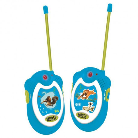 Talkies-Walkies Age de Glace ? 100m