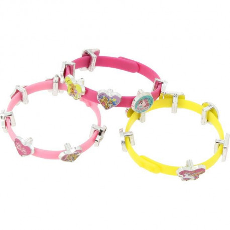 BARBIE DREAMTOPIA Bracelets et charms