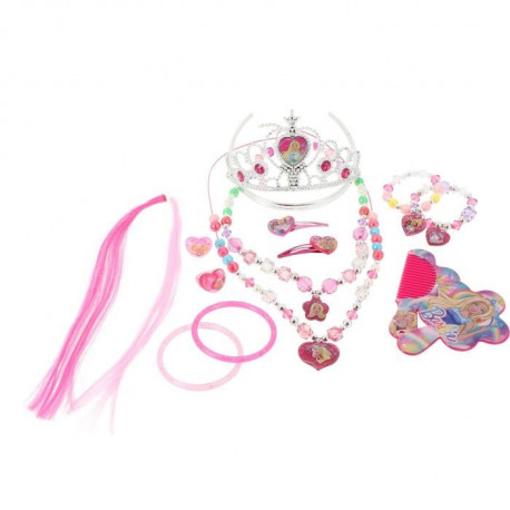 BARBIE DREAMTOPIA Bracelets et charms - 15 pieces