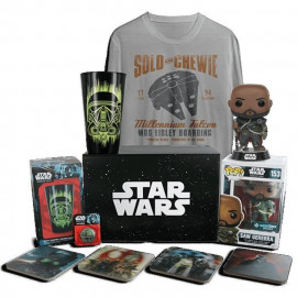 Wootbox 100% Star Wars - Taille M - Décembre 2016