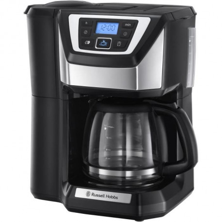 RUSSELL HOBBS 22000-56 - Cafetiere silencieuse Victory semi automatique