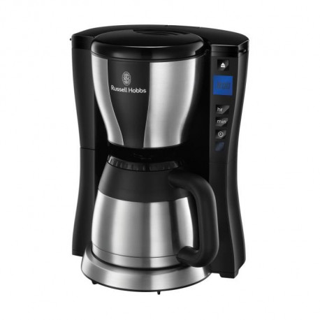 RUSSELL HOBBS 23750-56 - Cafetiere programmable isotherme Fast Brew - 1L - 1200 W
