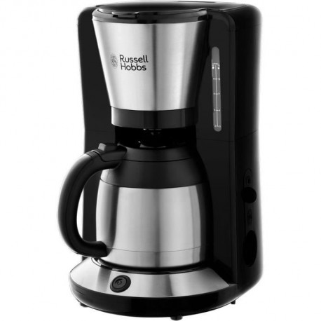 RUSSELL HOBBS 24020-56 - Cafetiere isotherme Adventure - 12 tasses - 1000 W