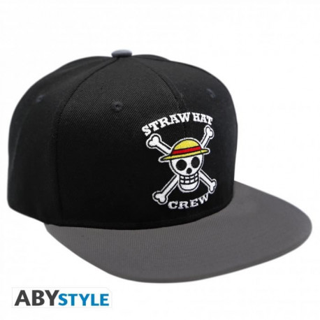 Casquette snapback One Piece - Skull - ABYstyle