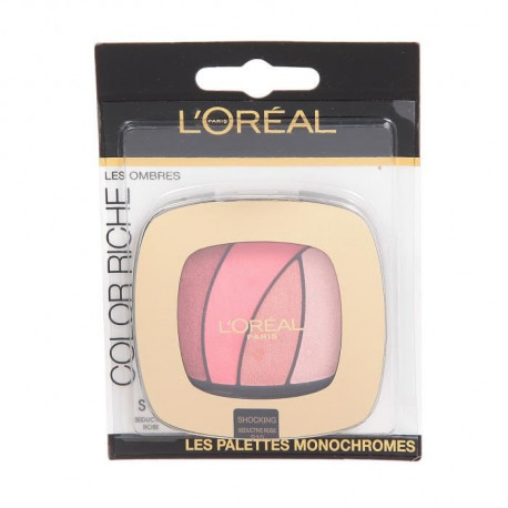 L'OREAL PARIS Ombre a Paupieres Color Riche S10 seduction - Rose