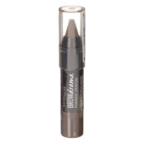 GEMEY MAYBELLINE Crayon Brow Drama Pomade 004 Dark Brown