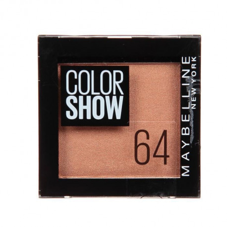 GEMEY MAYBELLINE Fard a Paupieres Coloshow 64 One Cent Cop