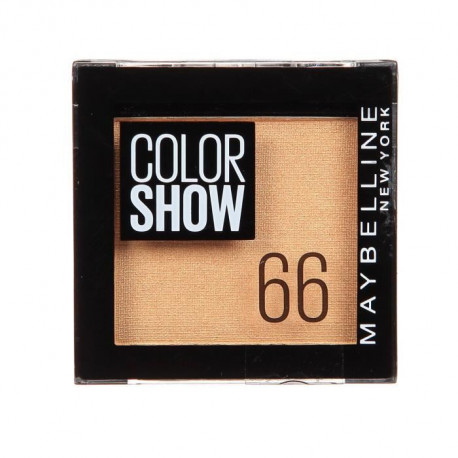 GEMEY MAYBELLINE Fard a Paupieres Coloshow 66 Bling BlinG