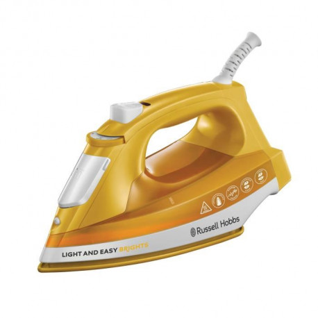 RUSSELL HOBBS 24800-56 - Fer vapeur Light & Easy Brights Mangue