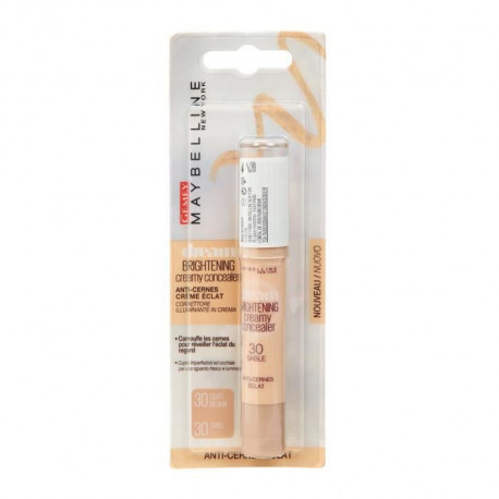 GEMEY MAYBELLINE Dream Brightening Booster Enlumineur Creme Éclat - Sable