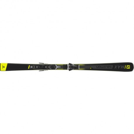 SALOMON Skis alpin S/MAX 10 + z11 walk - Homme