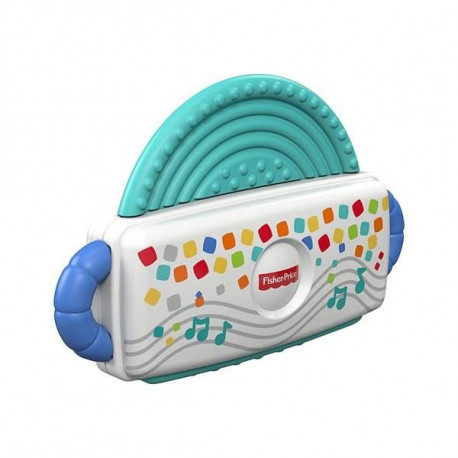 FISHER PRICE - Harmonica Hochet - Anneau de Dentition