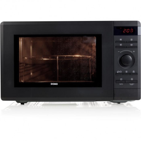 DOMO DO2336G - Micro-ondes avec grill - 36L - Puissance 1000W - Grill 1100W