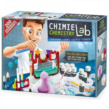 BUKI Science laboratoire de chimie