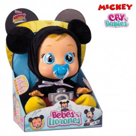MICKEY Poupon Cry Babies