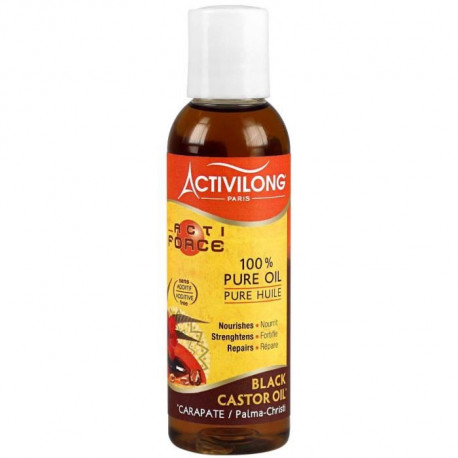 ACTIVILONG 100% Pure huile Actiforce - Carapate - 60 ml
