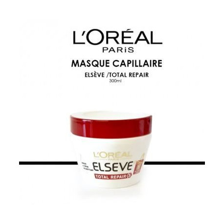 ELSEVE Masque Total Repair - 300 ml