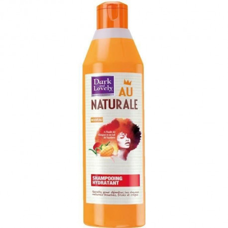 Dark & Lovely Shampooing Hydratant Au Naturel 250ml