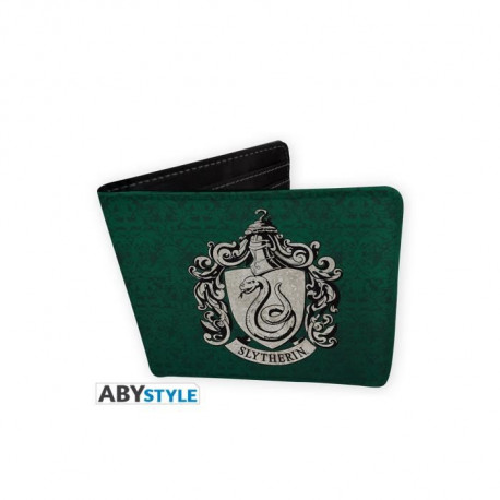 Portefeuille Harry Potter - Serpentard - Vynile - ABYstyle