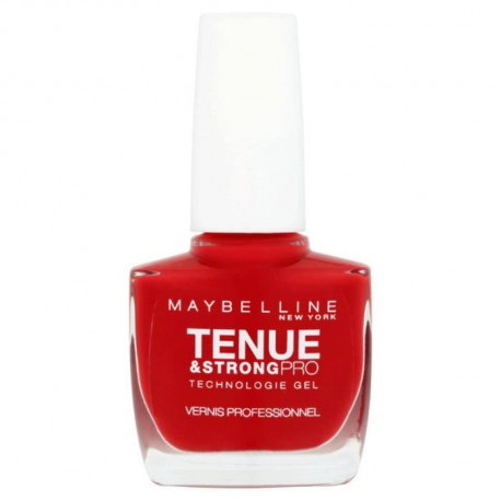 GEMEY MAYBELLINE Vernis a Ongles 505 Forever - Red