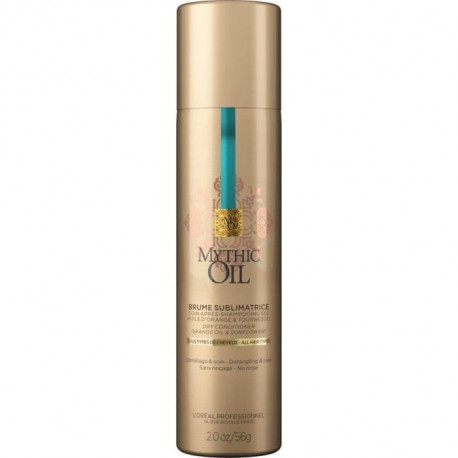 L'OREAL  PROFESSIONNEL Apres-shampoing Mythic oil Subl Dry - Mixte - 90 ml