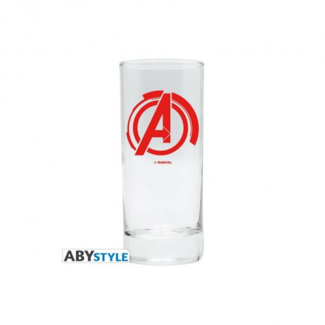 Verre Marvel - Avengers - ABYstyle