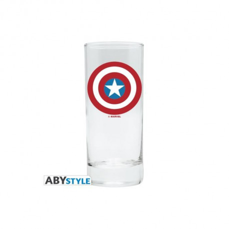 Verre Marvel - Captain America - ABYstyle