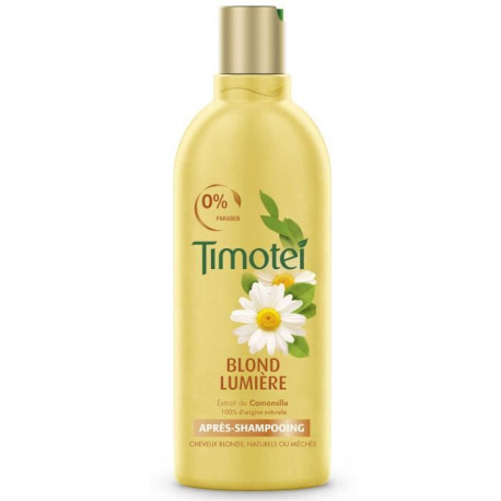 TIMOTEI Apres-Sampoing Blond Lumiere 300ml
