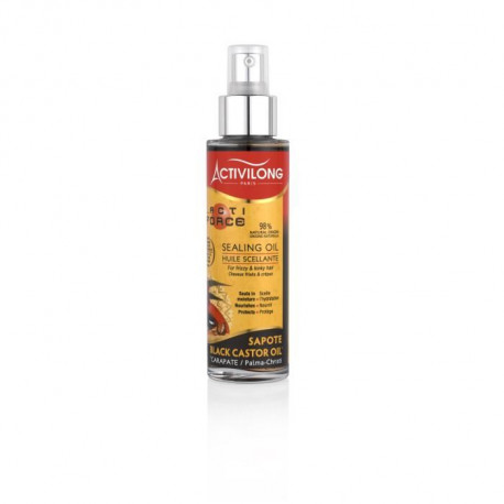 ACTIVILONG Huile scellante Actiforce - Carapate - Sapote - 100 ml