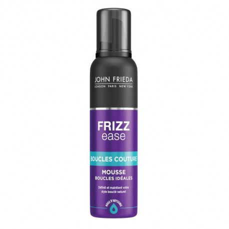 JOHN FRIEDA Mousse Frizz Ease Boucles Idéales - 200 ml