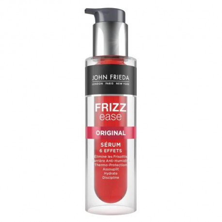 JOHN FRIEDA Sérum Frizz Ease Original 6 Effets - 50 ml