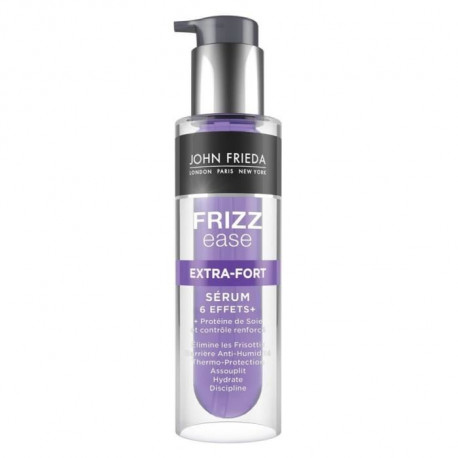 JOHN FRIEDA Sérum Frizz Ease Extra Fort 6 Effets - 50 ml