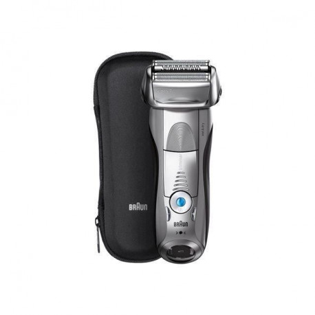 Braun Series 7 7893s Wet&dry Feuille Tondeuse Argent