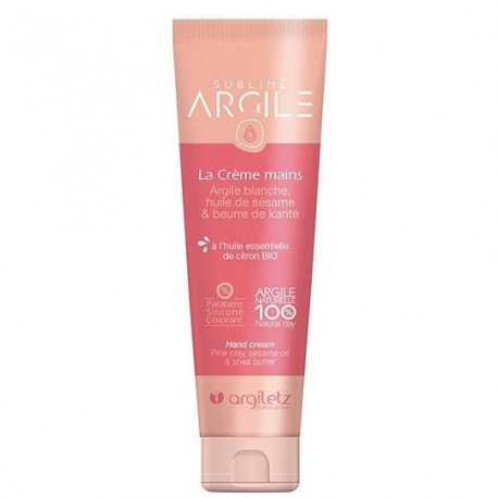 ARGILETZ Creme mains - 50 ml
