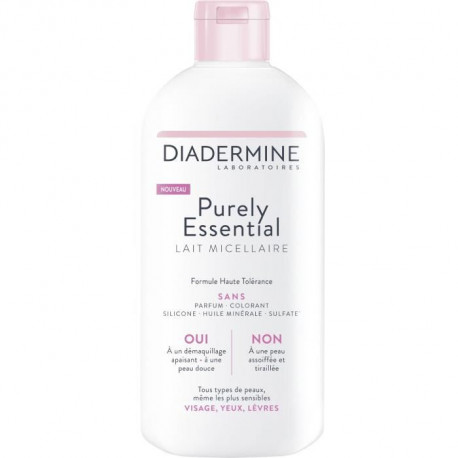 Purely Essential Lait Micellaire 400ml
