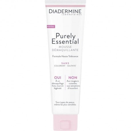 Purely Essential Mousse Démaquillante 150ml