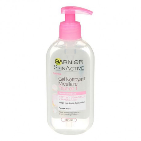GEMEY MAYBELLINE Skin Action Gelee Micellaire 200ml