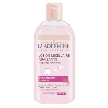 DIADERMINE Lotion Micellaire Apaisante - 400 ml