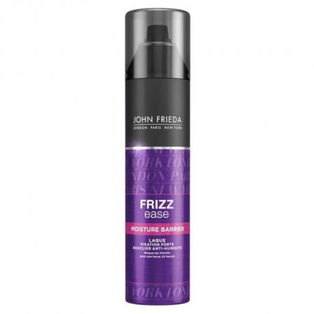 JOHN FRIEDA Laque bouclier Frizz Ease Anti-humidité Fixation Forte - 250 ml